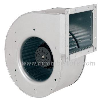Ventilatori centrifughi ricambi stufe for Ventola centrifuga stufa pellet