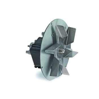 Fan motor smoke pellet stove no encoder