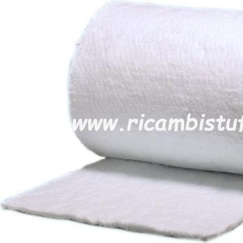 Ceramic Fiber Roll of 7.30 meters thickness 25 mm 1250 ° c