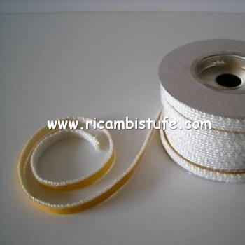 adhesive flat seal in glass fiber 10*2 mm